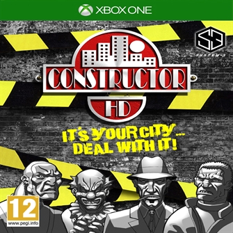 Image of   Constructor HD - XBOX ONE