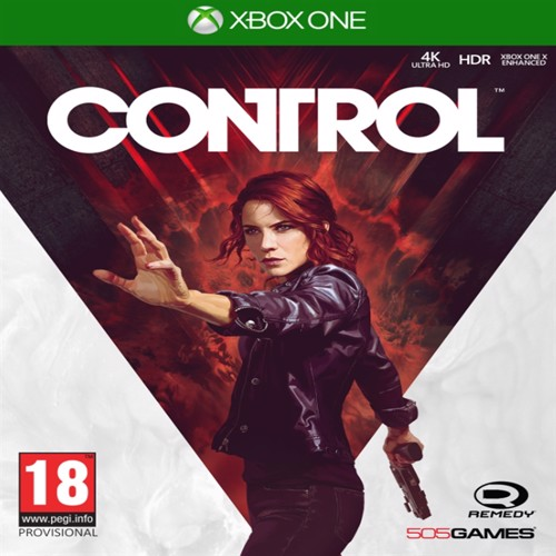 Image of Control Nordic Ps4 (8023171042435)