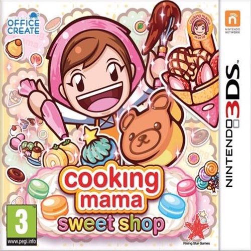 Image of Cooking Mama: Sweet Shop, 3DS