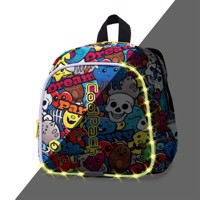 Coolpack led pack bobby cartoon