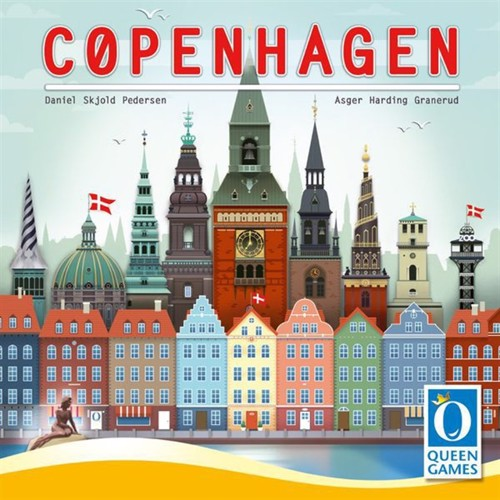Image of København Brætspil (Nordisk) (6430018274614)