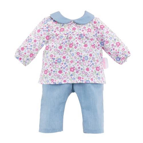 Image of Corolle blomster tøj til dukke på 30 cm (4062013110387)