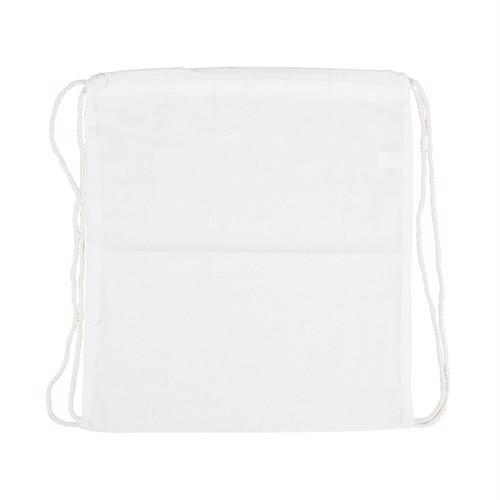 Cotton gym bag