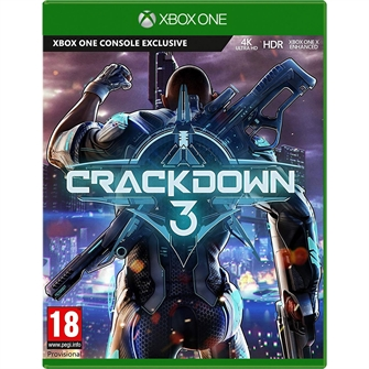 Image of Crackdown 3 (Nordic) (0889842223941)