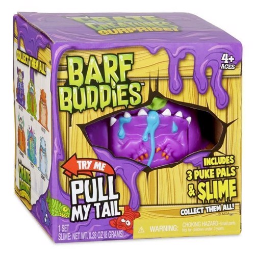 Image of Crate Creatures Barf Buddies