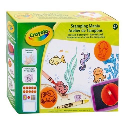 Image of Crayola Craft stempler med dyr