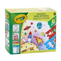 Crayola Craft skarbeloner