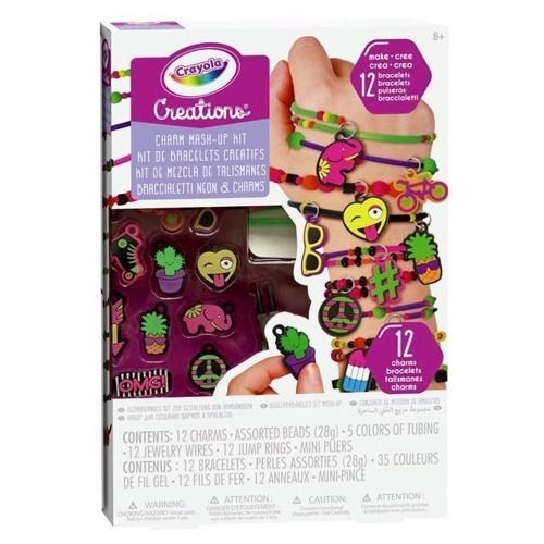 Image of Crayola Creations Neon årmbånd sæt