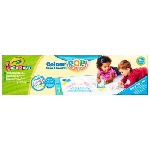 Image of Crayola, farvemåtte (0071662620134)