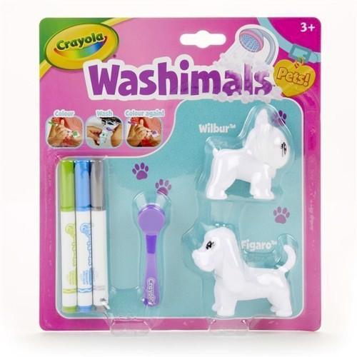 Image of Crayola - Washimals Refill - Hunde