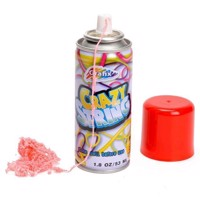 Crazy String Confetti spray