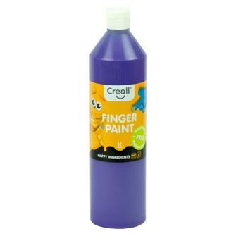 Image of Creall Finger Paint Preservative Free Purple, 750ml (8714181078032)