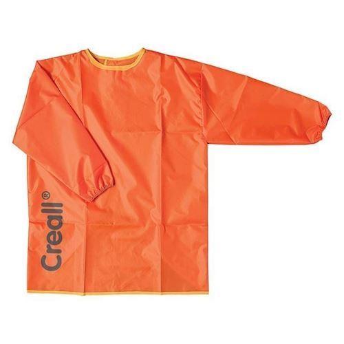 Image of Creall børneforklæde Orange, str S (8714181270009)