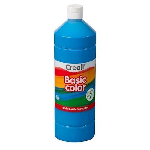 Image of Creall skole maling blå 1 liter (8714181018106)