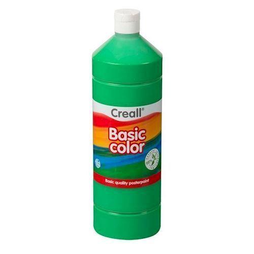 Image of Creall skole maling grøn 1 liter (8714181018151)
