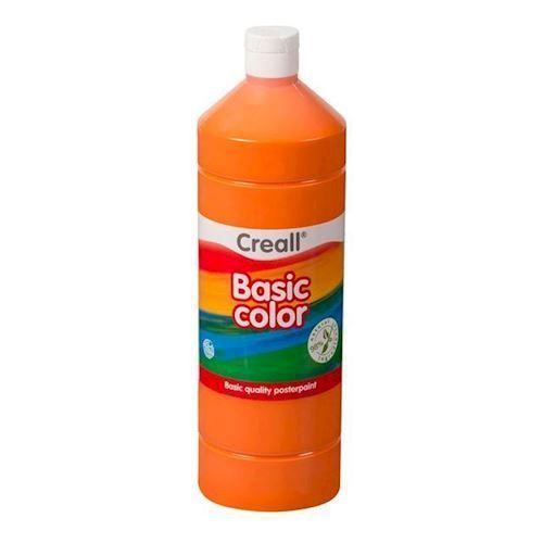 Image of Creall skole maling orange 1 liter (8714181018045)