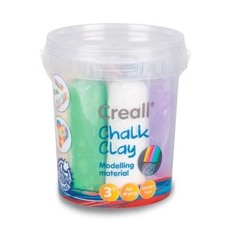 Image of Creall Sidewalk Chalk Clay, 750gr. (8714181263155)
