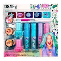 Create It! - Glitter Makeup Sæt