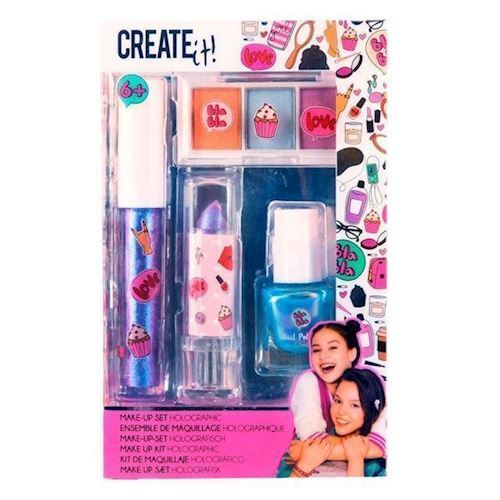 Image of Create It! - Glimmer Makeup Sæt (8712916083344)