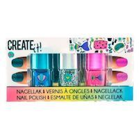 Create It! - Glitter Neglelak Sæt