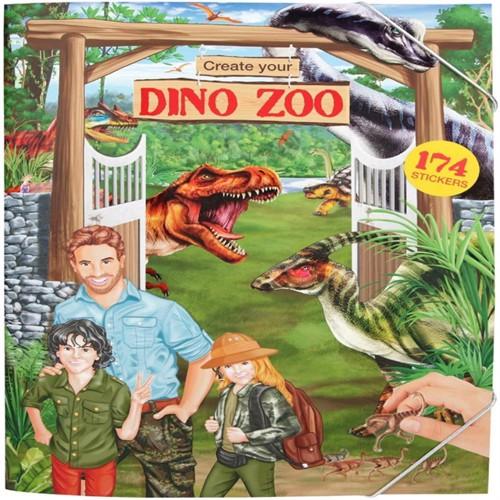 Image of Lav din egen dinosaur zoo