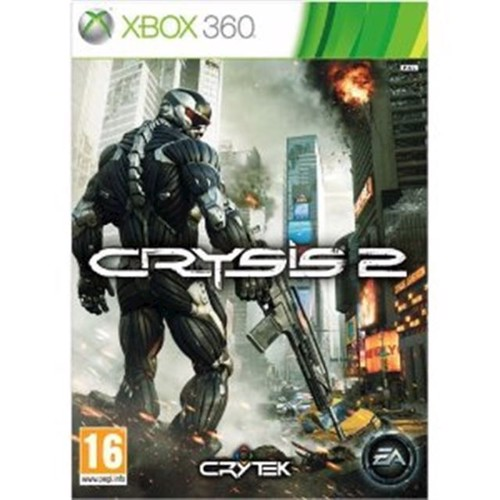 Image of Crysis 2 - PS3 (5030945092421)