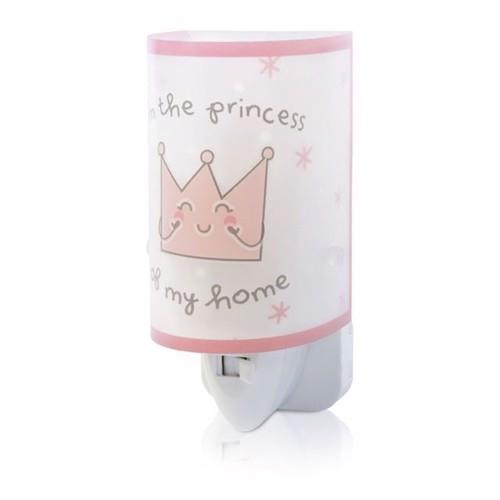 Image of Dalber natlampe selvlysende prinsesse 13 cm (8420406928319)