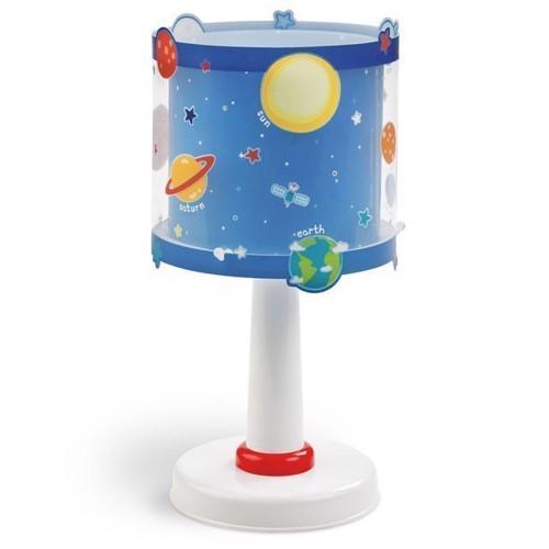 Image of Dalber bordlampe selvlysende planeter 30 cm (8420406413419)