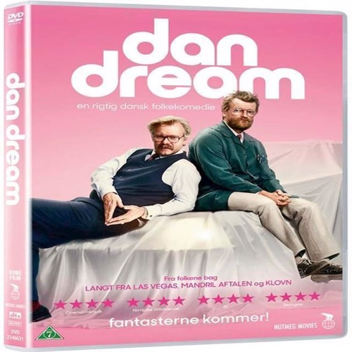 Image of Dan Dream DVD (5708758717786)