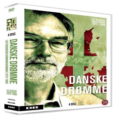 Image of Danske Drmme DVD (5705535062749)