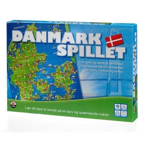 Image of Danmarks Spillet, Danspil (5743210061526)