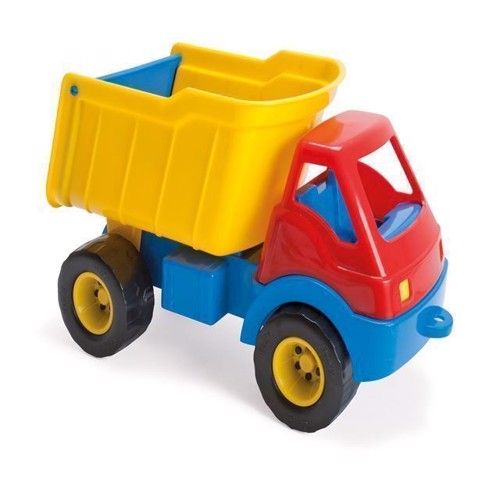 Image of Dantoy lastbil med plastik hjul