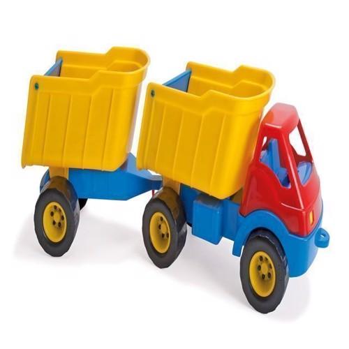 Image of Dantoy lastbil med Trailer (5701217022827)