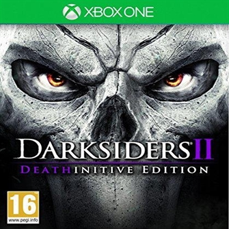 Image of Dark Siders 2 Death Initive Edition Nintendo Switch