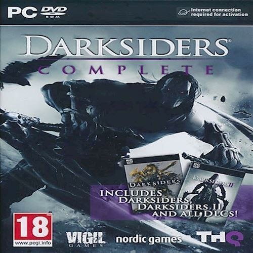 Image of Darksiders Collection (9006113006268)