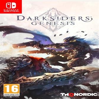 Darksiders Genesis, Nintendo Switch