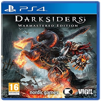Image of   Darksiders Warmastered Edition - Xbox One