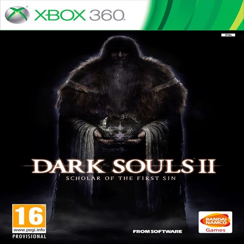 Image of Dark Souls II 2 Scholar of the First Sin - PS4 (3391891983143)