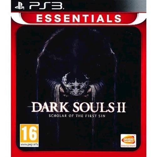Image of Dark Souls II 2 Scholar of the First Sin Essentials - PS3 (3391891987240)