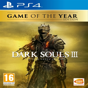 Image of Dark Souls III 3 The Fire Fades - PS4 (3391891992114)