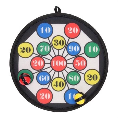 Image of Dart spil med velcro