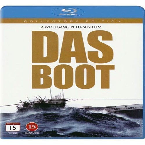 Image of Das Boot Directors Cut 209 min Blu-ray (5051162289777)