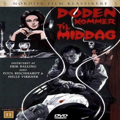 Billede af Døden kommer til middag DVD