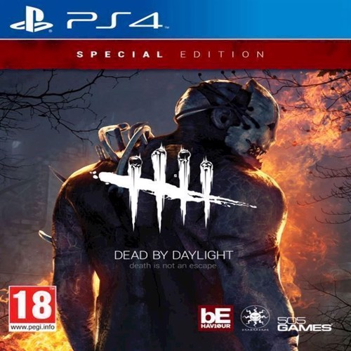 Image of Dead by Daylight (Special Edition) - PS4 (8023171040042)