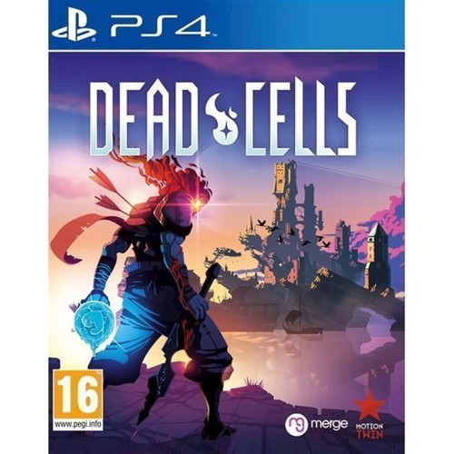 Image of Dead Cells - PS4 (5060264373154)