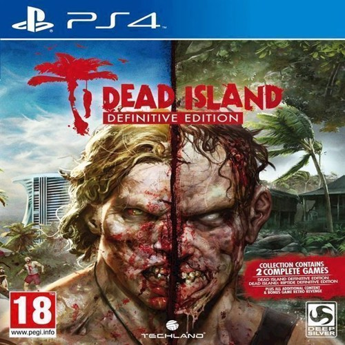 Image of Dead Island - Definitive Collection - PS4 (4020628844585)