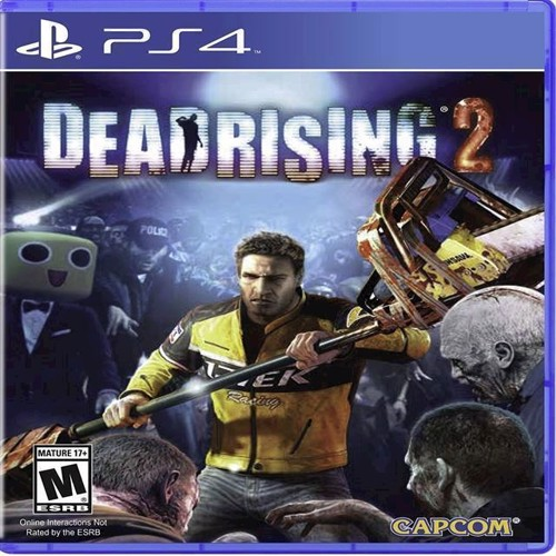 Image of Dead Rising 2 HD (Import) - PS4 (0013388560264)