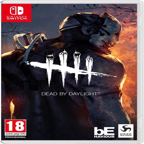 Image of Dead By Daylight Definitive Edition Nintendo Switch