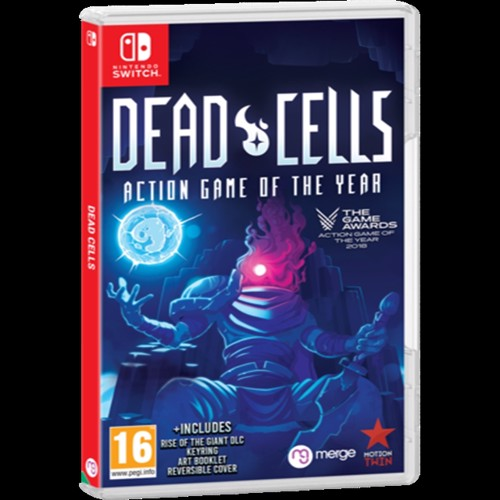 Image of Dead Cells Game Of The Year Edition Ps4 (5060264374007)