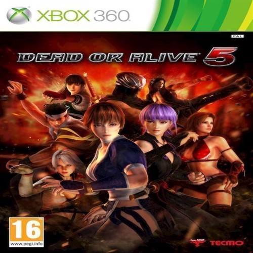 Image of Dead or Alive 5 - PS3 (5060073309115)